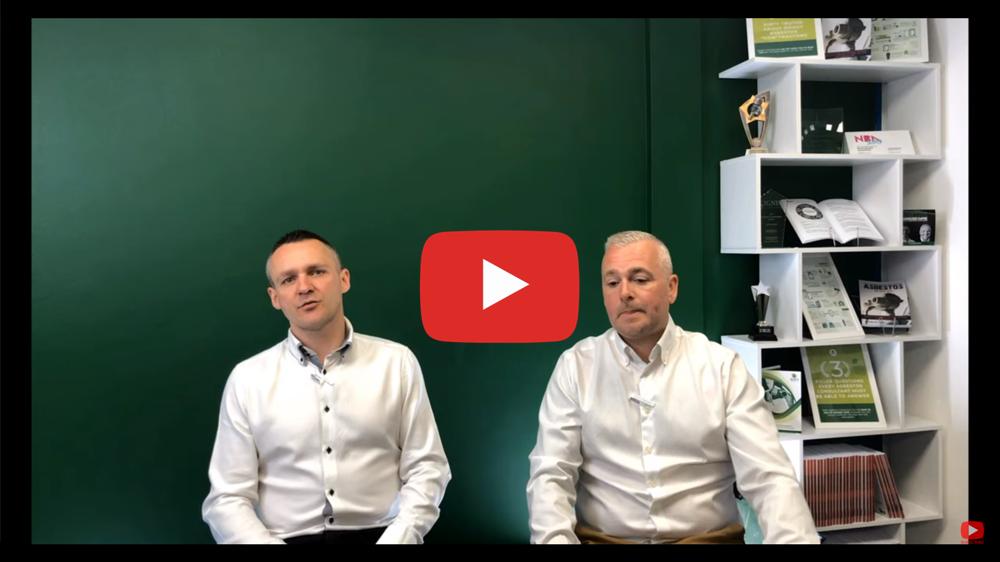 Asbestos Refurbishment Survey Video