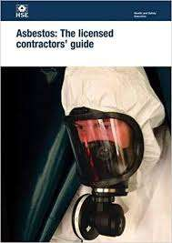 HSG 247 Asbestos: The licensed contractors' guide