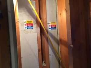Asbestos Insulating board 1