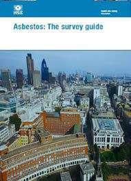 HSG 264 Asbestos: The survey guide
